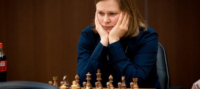 попова шахматы